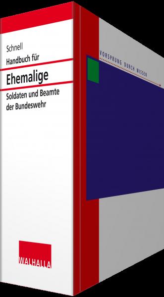 Handbuch für ehemalige Soldaten und Beamte der Bundeswehr inkl. CD-ROM