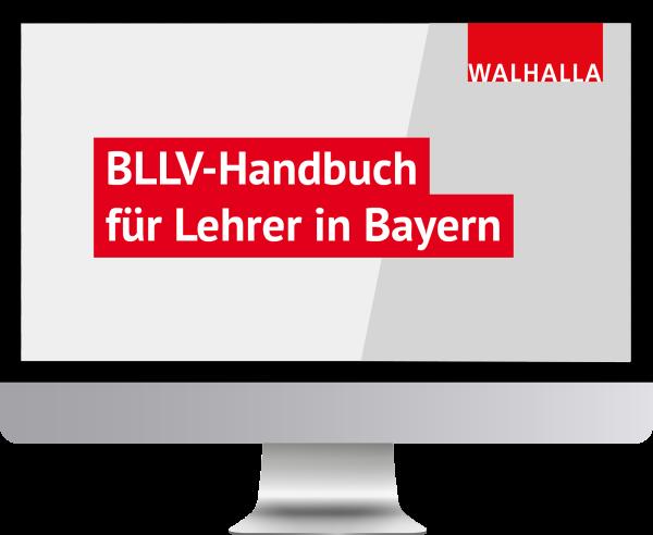 BLLV-Handbuch für Lehrer in Bayern