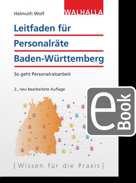 Leitfaden für Personalräte Baden-Württemberg