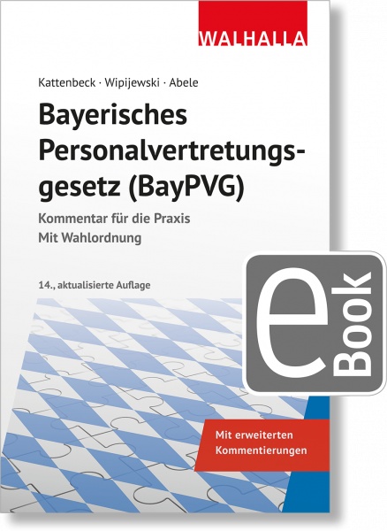 Bayerisches Personalvertretungsgesetz (BayPVG)