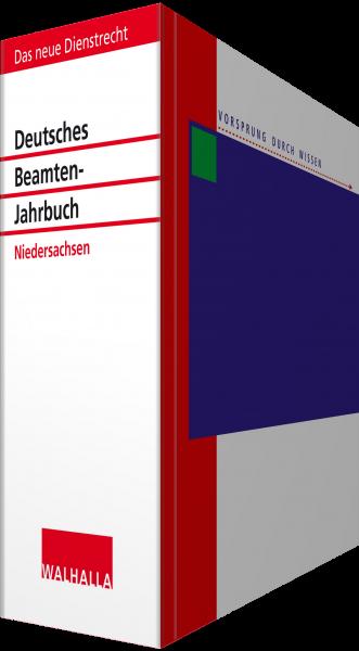 Deutsches Beamten-Jahrbuch Niedersachsen