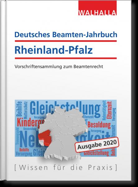 Deutsches Beamten-Jahrbuch Rheinland-Pfalz 2020