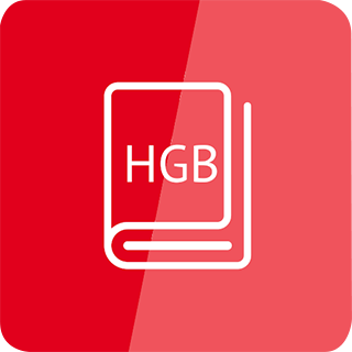 Handelsgesetzbuch kompakt für Android (Google Play Store)