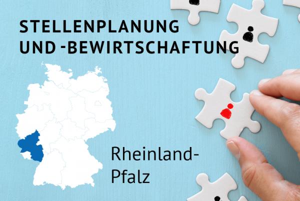 Stellenplanung und –bewirtschaftung gem. der Landeshaushaltsordnung Rheinland-Pfalz (LHO)