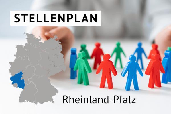 Der amtliche Stellenplan für Kommunen in Rheinland-Pfalz gem. Landesrecht Rheinland-Pfalz