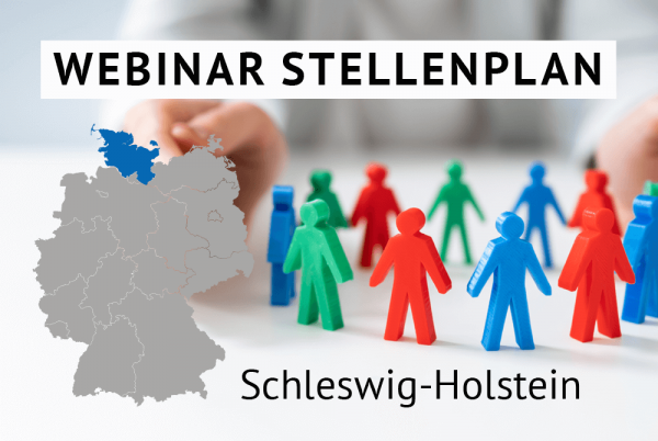 Webinar Der amtliche Stellenplan für Kommunen in Schleswig-Holstein gem. Landesrecht Schleswig-Holstein