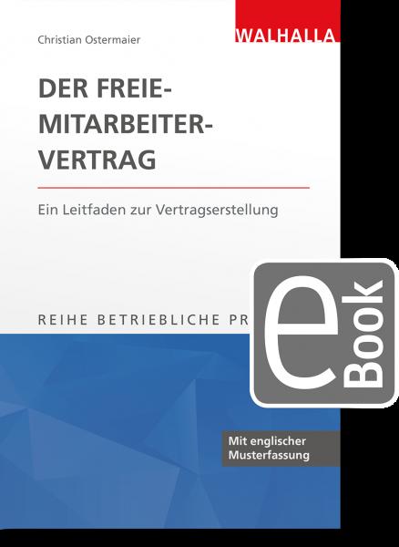 Der Freie-Mitarbeiter-Vertrag