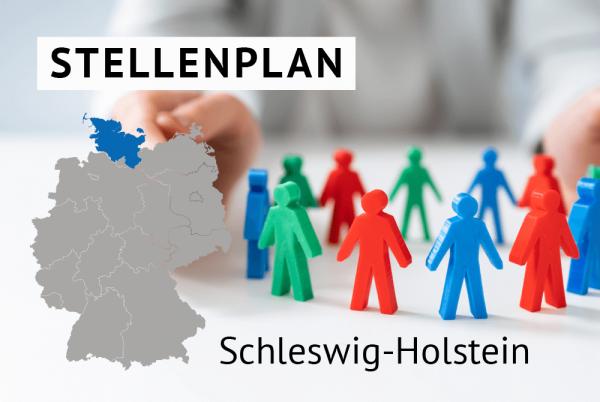 Der amtliche Stellenplan für Kommunen in Schleswig-Holstein gem. Landesrecht Schleswig-Holstein