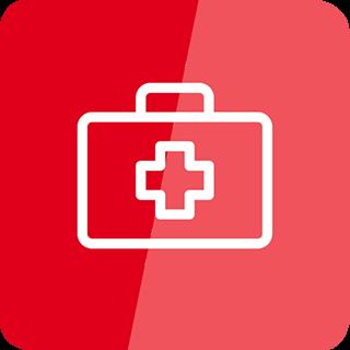 Medizinrecht Gesundheitsrecht für Android (Google Play Store)