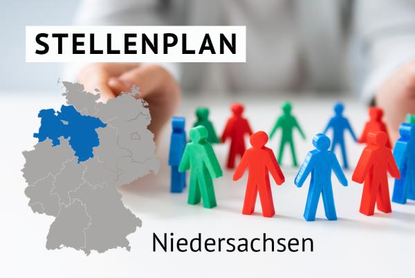 Der amtliche Stellenplan für Kommunen in Niedersachsen gem. Landesrecht Niedersachsen