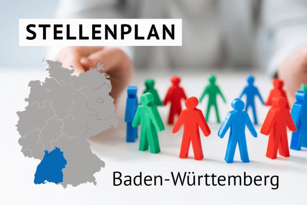 Der amtliche Stellenplan für Kommunen in Baden-Württemberg gem. Landesrecht Baden-Württemberg