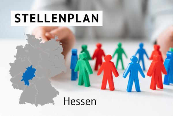 Der amtliche Stellenplan für Kommunen in Hessen gem. Landesrecht Hessen