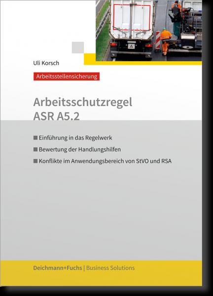 Arbeitsschutzregel ASR A5.2