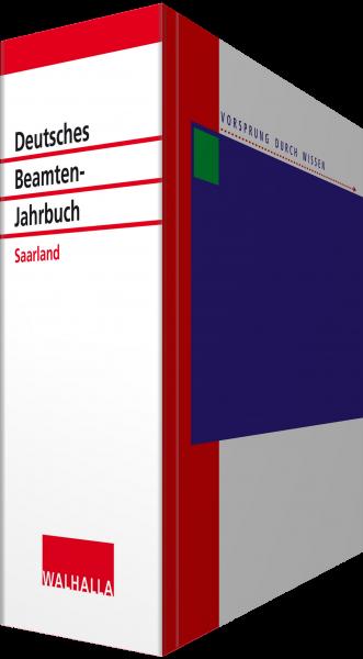 Deutsches Beamten-Jahrbuch Saarland