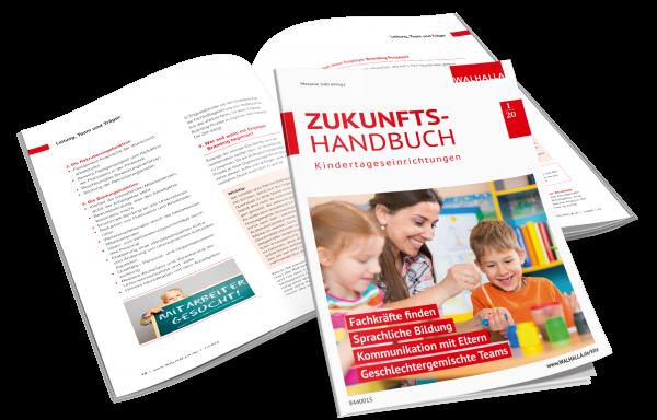 Zeitschrift Zukunfts-Handbuch Kindertageseinrichtungen