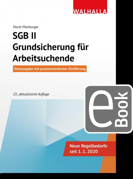 SGB II - Grundsicherung für Arbeitsuchende