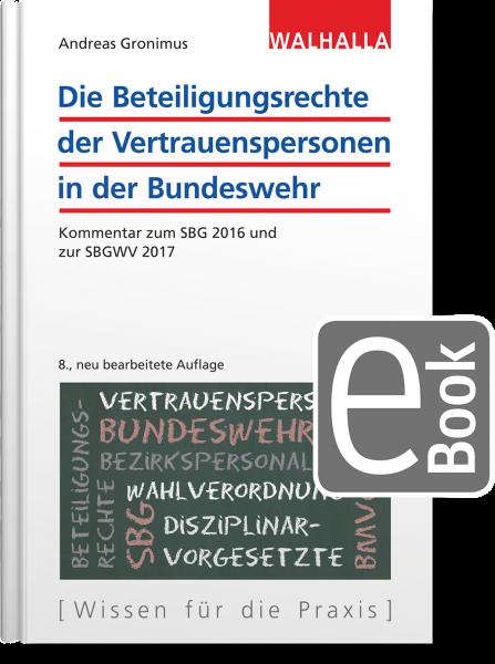 Die Beteiligungsrechte der Vertrauenspersonen in der Bundeswehr
