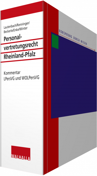 Personalvertretungsrecht Rheinland-Pfalz
