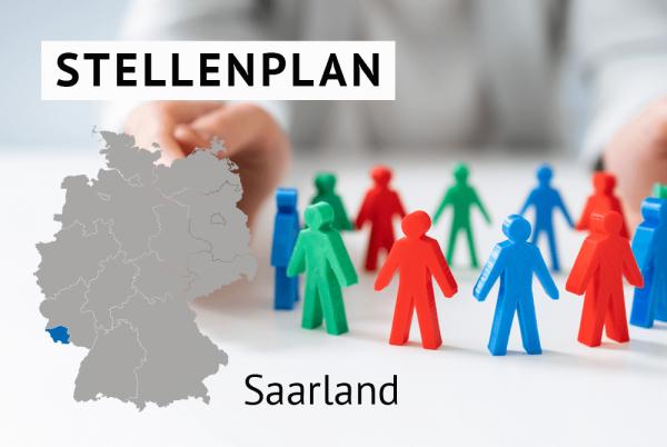 Der amtliche Stellenplan für Kommunen im Saarland gem. Landesrecht Saarland