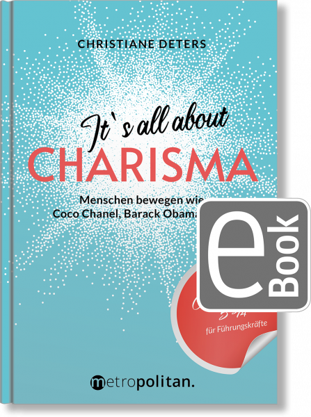 It's all about CHARISMA