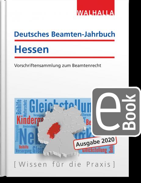 Deutsches Beamten-Jahrbuch Hessen 2020